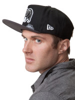 Metal Mulisha Bear Snapback hat