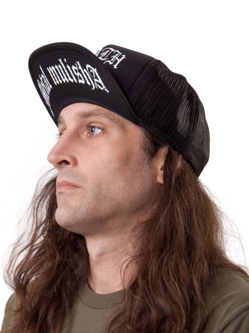 Death To Hipsters Snapback Hat