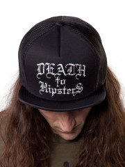 Metal Mulisha Death to Hipsters hat