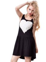 Hips and Hair Dead Hearts dress