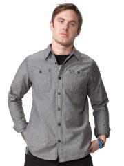 Metal Mulisha Rough Neck Buttondown