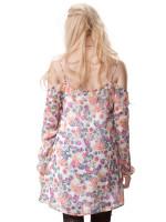 Skye Dress- Paisley Floral by Blackhearts Brigade