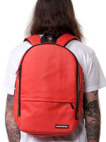 Spray Ground Red Stashed Backpack