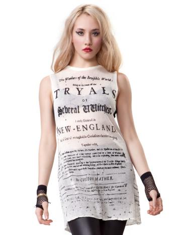 Witch Trial Dress by Widow