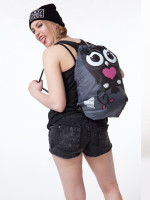 Night Owl Sling Bag by Akumu