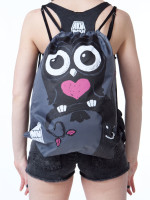 Night Owl Sling Bag by Akumu
