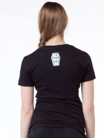 Strings Attached Tee by Akumu Ink