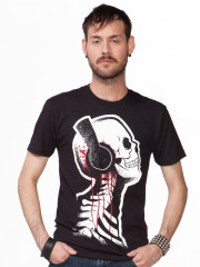 Tone Death Tee by Akumu Ink