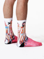 Bikini Girls Socks by Odd Sox