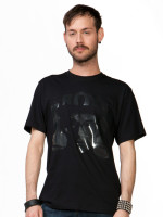 Black Warhol Tee by BOY London