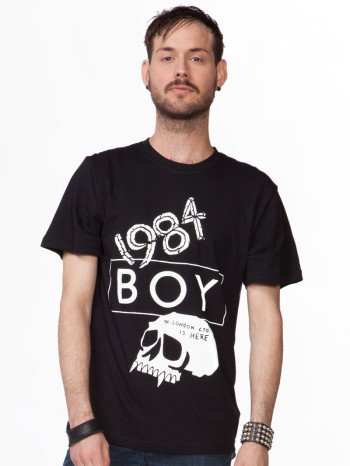 1984 Tee by BOY London