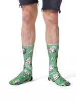 Cheech and Chong Socks by Odd Sox