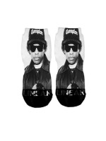 Eazy-E Ankle Socks by Linear