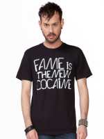 Fame Cocaine Tee by Twstd Fuks