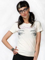 Blondie Glare Tee by Goodie Two Sleeves