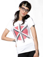 Dead Kennedy's Logo Tee by Goodie Two Sleeves