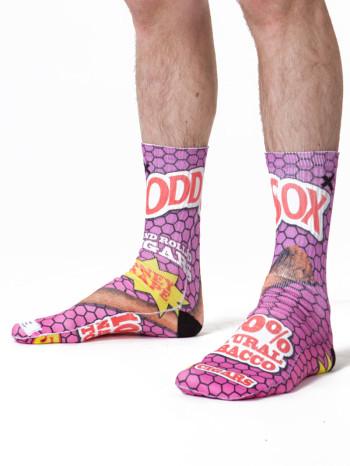Hand Rolled Socks by Odd Sox