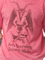 Keep Learning Science Tee by Headline T-shirts
