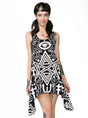 Thelema Racerback Dress