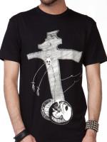 Nick Blinko Crucifarce Tee by Lethal Amounts