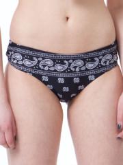 The Hood Sheared Bikini Bottom by Metal Mulisha