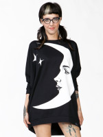 Moonchild Batwing Sweater by Killstar