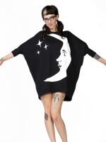 Moonchild Batwing Sweater by Killstar