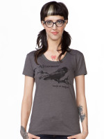 Nevermore Tee by Headline Shirts