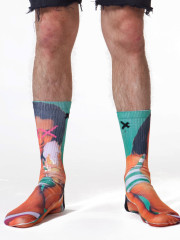 Dime Piece Socks by Odd Sox