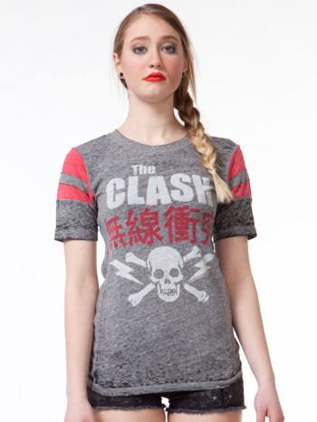 The Clash Original Design Jersey by Trunk LTD