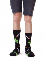 Weedies Socks by Odd Sox