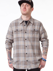 Wrenched Button Down by Metal Mulisha