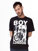 Cafe Rider Tee by BOY London